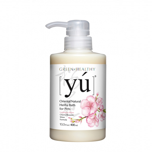 YU CHERRY BLOSSOM SHINE FORMULA (400ml)