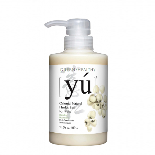 YU COIX SEED SATIN SOFT FORMULA (400ml)