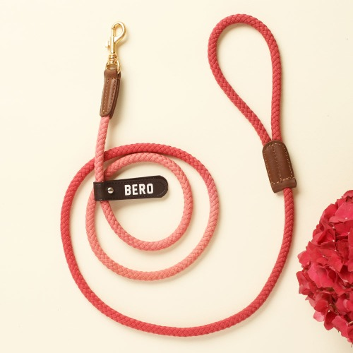 [LIMITED] (TWO TONE) SMART LEASH_CHERRY BLOSSOM