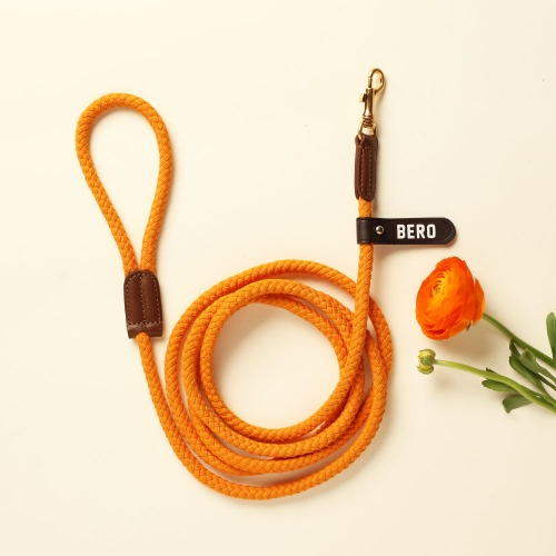 (LONG TYPE) SMART LEASH_ORANGE